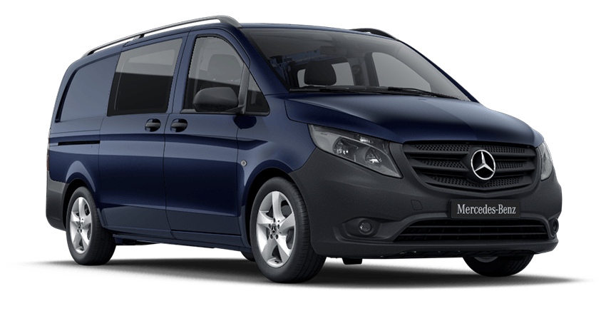 Luxury car rental Mercedes luxury minivan for rent