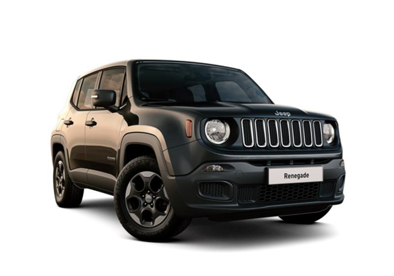 Luxury jeep car rental Renegade luxury sport car