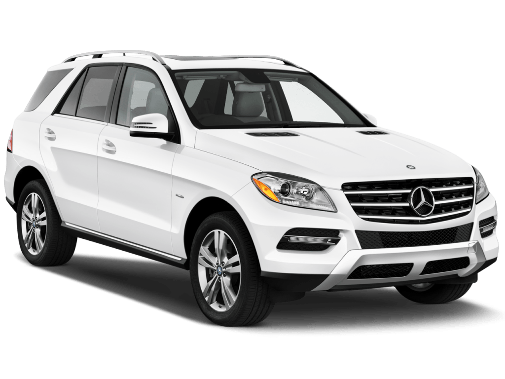 Luxury car rental mercedes benz m class ml350 4 matic suv