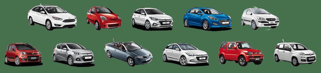 Agia Pelagia - car rentals 365 - all models for hire
