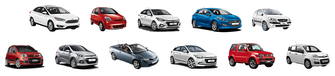 Agia Pelagia - car rentals 365 - all models for hire