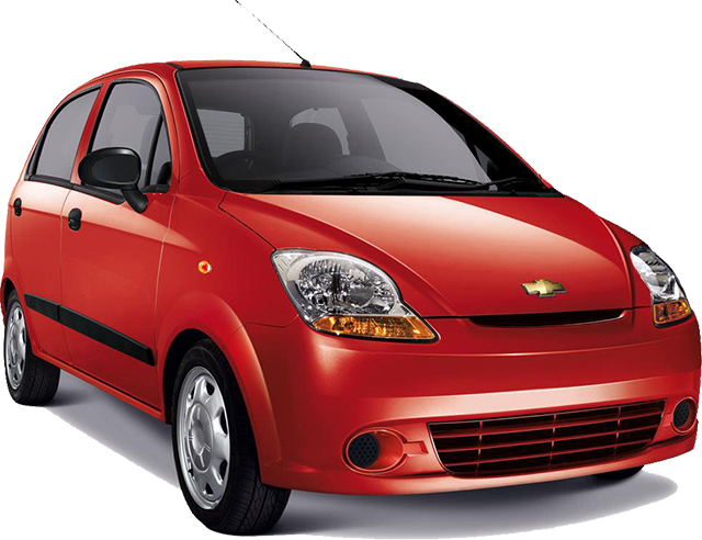 chevrolet matiz rent a car