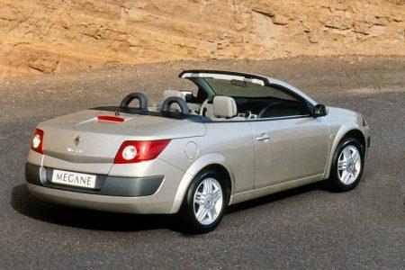 Renault Magane Cabrio Car for Rent