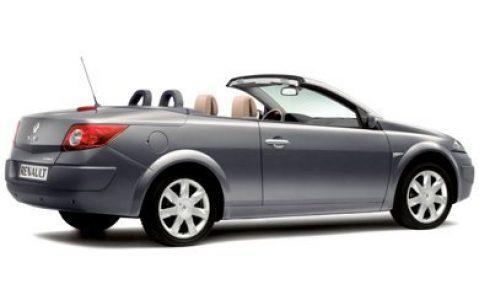 Renault Magane Cabrio