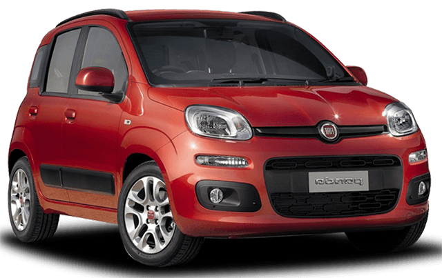 RENTAL CARS in Agia Pelagia Crete - Fiat Panda Automatic car rental