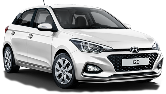 RENT A CAR in Agia Pelagia Crete - hyundai i20 car for rent